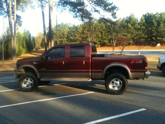 2005 Ford F250 King Ranch 17 000 Possible Trade 100557094