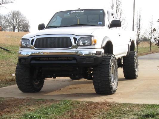 2003 Toyota Tacoma 12 000 Firm 100244843 Custom
