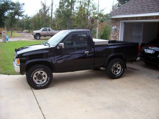 85 Nissan Pickup 4x4 Pictures to Pin on Pinterest  PinsDaddy