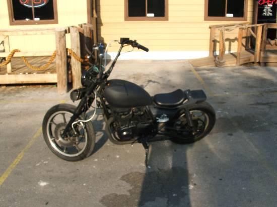 1982 Kawasaki 440 $2,900 Possible trade - 100096112 | Custom Custom