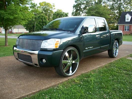 2005 Nissan Titan $1 Firm   100394365   Custom Show Truck Classifieds    Show Truck Sales