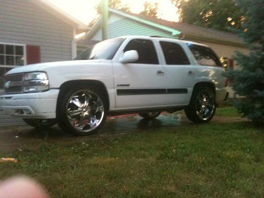 Mt Pleasant Auto Sales >> 2000 Chevrolet Tahoe $1 Possible Trade - 100414046 | Custom Sport Utility Classifieds | Sport ...