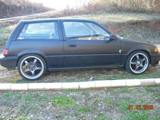 1987 Honda Civic Si 1500 100082776 Custom Import Classifieds