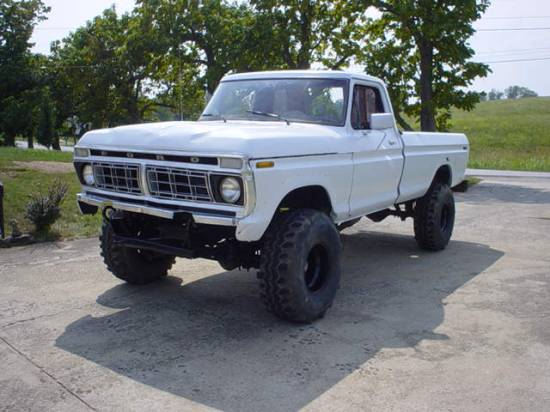 1976 Ford Ranger 250 1 976 Possible Trade 100116108