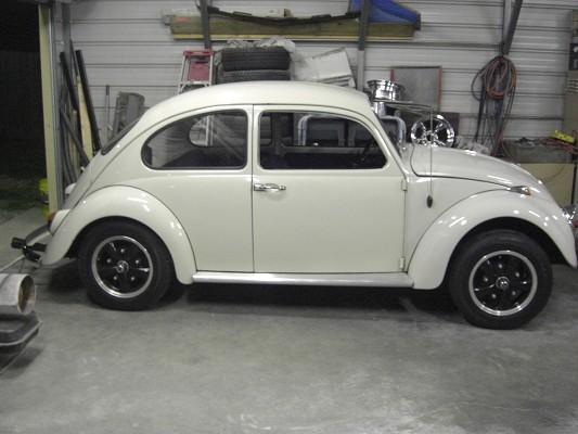 1966 Volkswagen Vw Beetle Empi Wheels 4 500 100274774