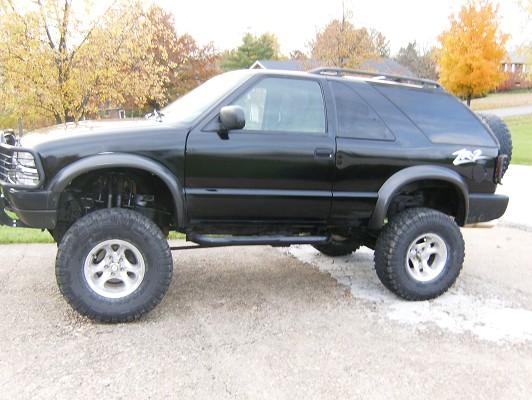 2000 Chevrolet Blazer 6500 Possible trade  100200713  Custom