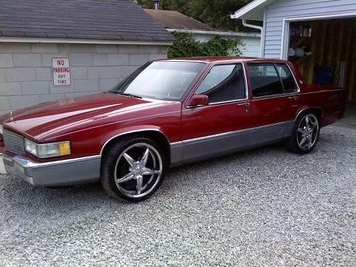 1990 cadillac sedan deville 3 500 or best offer 100202057 custom domestic classifieds domestic sales mautofied com
