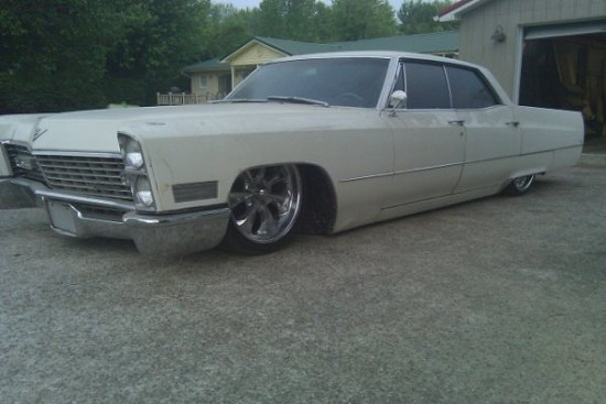 1967 Cadillac Calais $8,000 Firm - 100312284 | Custom Clic Car ...