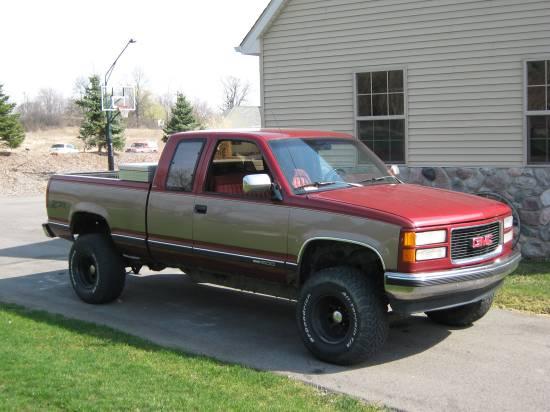 1991 Gmc Sierra >> 1991 Gmc Sierra 4 000 Possible Trade 100095600 Custom