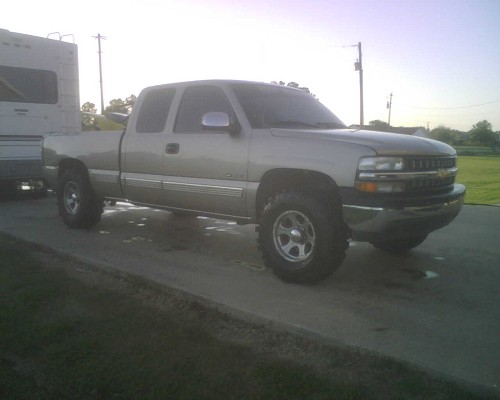 Related Pictures lifted 1999 chevy silverado 2500 4x4 truck