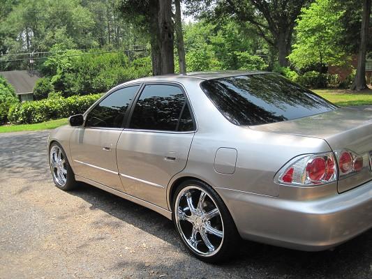 1998 Honda Accord Ex V6 V Tec 5 500 Or Best Offer 100400097