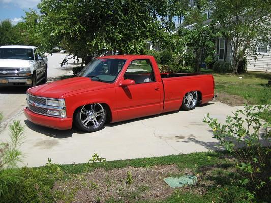 1995 Chevy Silverado 1500