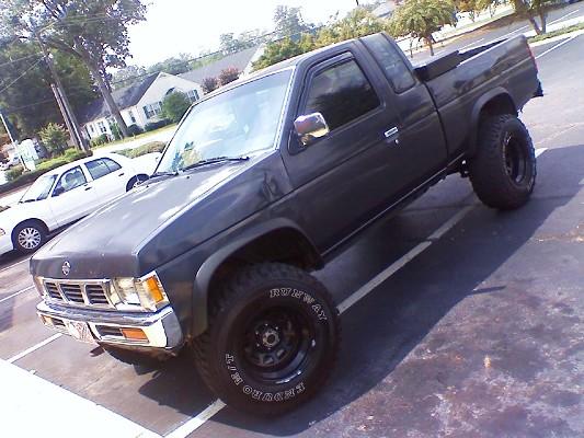 1993 Nissan Hardbody $5,000 - 100296033   Custom Lifted ...