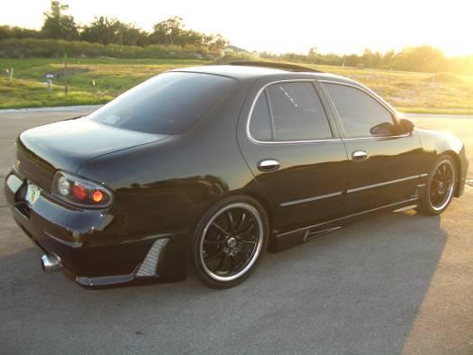 1996 nissan altima gxe 8 000 possible trade 100086167 custom show car classifieds show car sales mautofied com
