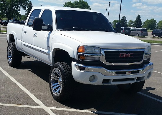 2004 GMC Sierra $25,000 - 100523972 | Custom Lifted Truck ...