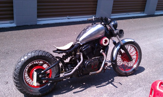 Custom Parts Honda Shadow Custom Parts