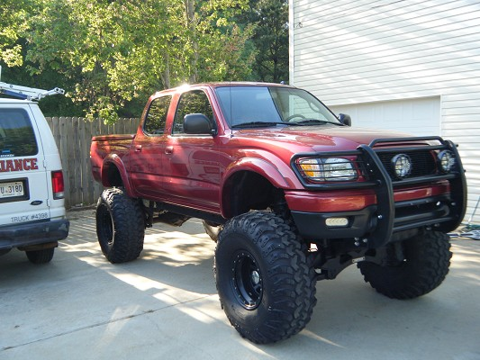 2002 Toyota Tacoma 4door 222 Possible Trade 100277851 Custom Lifted Truck Clifieds S
