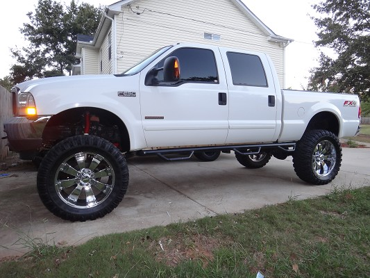 2003 ford f250 superduty 6.0 diesel $24,000 possible trade
