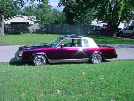 1984 Buick regal $12345 Possible Trade | Custom Low Rider Classifieds | Low