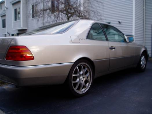 1996 mercedes benz s600 6 500 100090410 custom euro for 1996 mercedes benz s600