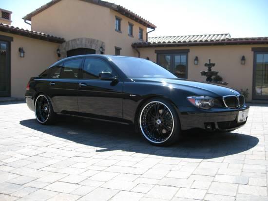 2006 BMW 750I 40000 Or Best Offer