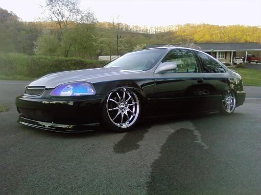 1997 Honda CIVIC $4,000 Possible Trade - 100317233 | Custom Show Car Classifieds | Show Car Sales