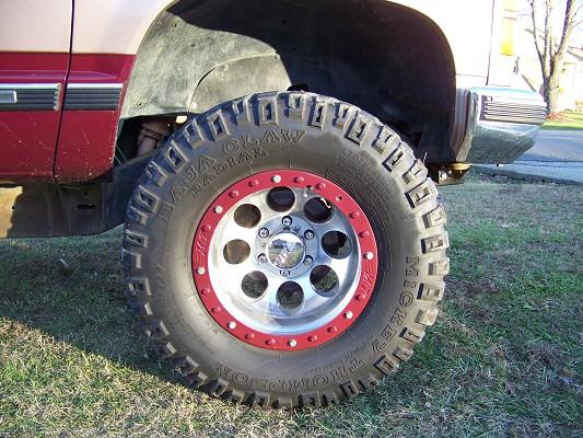 16x12 Mickey Thompson Locks 33x15 50 Baja Claw 600 Possible Trade 100283592 Custom 16 Wheel Classifieds 16 Wheel Sales