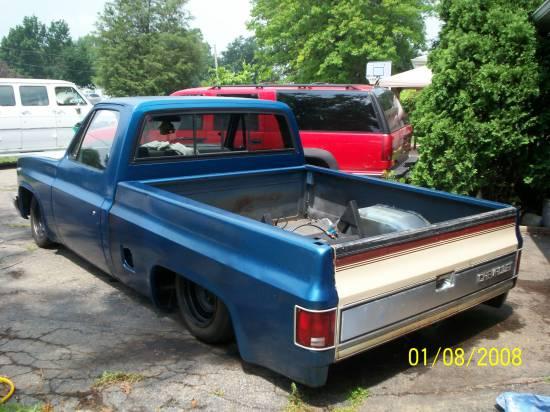 1982 Chevrolet Silverado 4 800 Or Best Offer 100112049