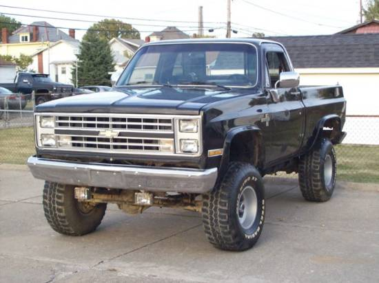 Trucks For Sale In Wv >> 1986 GMC c10 $4,500 Possible Trade - 100137241 | Custom Lifted Truck Classifieds | Lifted Truck ...