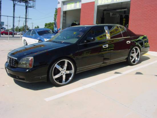 2002 cadillac deville $10,500 firm 100095456 custom stockstock vehicles classifieds