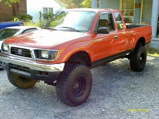 1996 Toyota tacoma $6,000 Possible Trade - 100298373 ...