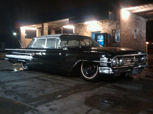 1960 Chevrolet Impala 4door 7 000 Possible Trade 100355865