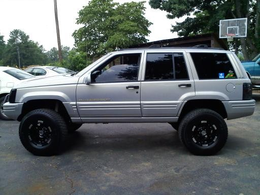 Jeep Grand Cherokee Possible Trade