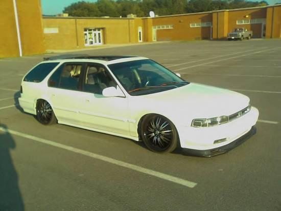 1991 Honda Accord Wagon 1 Possible Trade 100121338 Custom