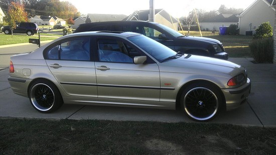 2000 Bmw 323i  5 Possible Trade