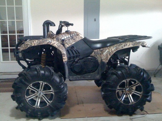 2006 Yamaha grizzly 660 $5,000 or best offer - 100286223 ...