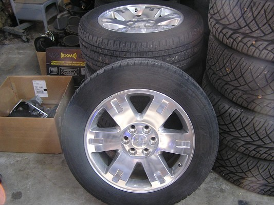 new wheels sierra for with denali satin ezdealin a tires matte t black bfg of yukon gmc snowflake set style