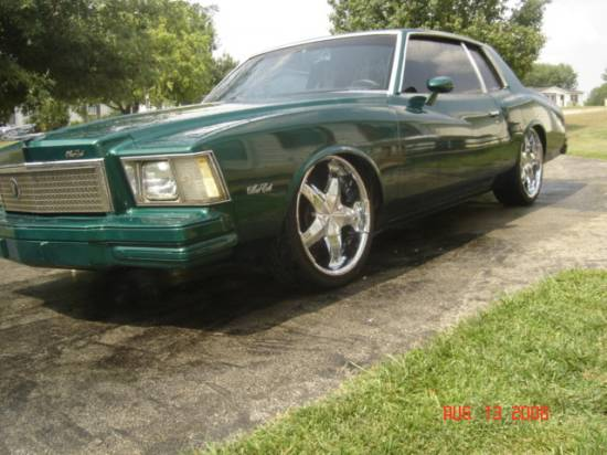 1978 Chevy BAGGED Monte Carlo Landu $1 Possible trade