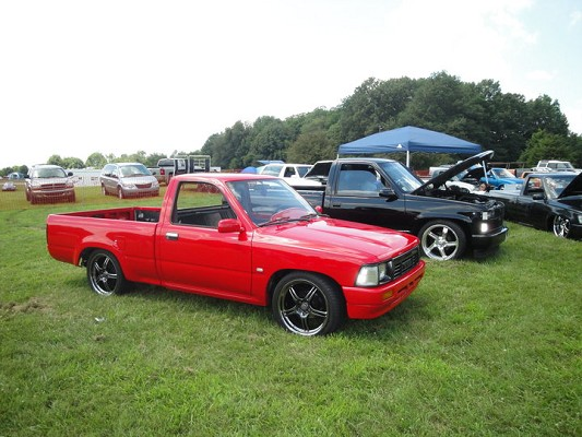 1991 Toyota Pickup 1 100264278 Custom Mini Truck Clifieds S