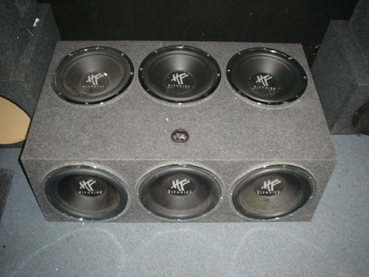6 hifonic 12s in sealed box $600 Possible Trade ...