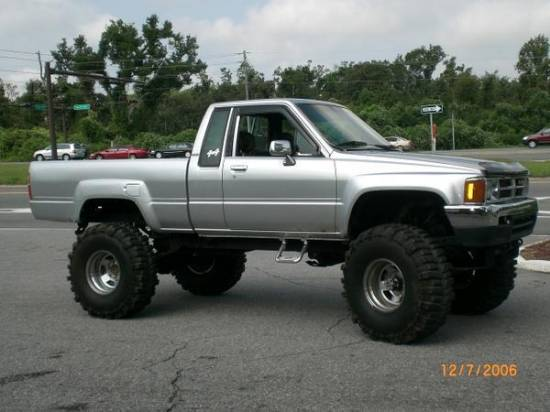 1988 Toyota Pickup 3 000 Firm 100099063 Custom Lifted Truck Classifieds Lifted Truck Sales