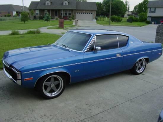 Matador Car: 1971 AMC Matador $10,000 Possible Trade