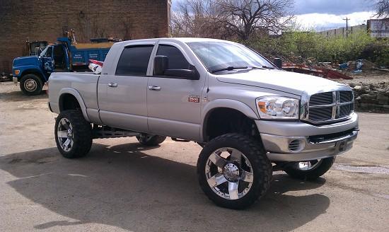 2007 Dodge mega cab 2500 $38,000 - 100392653 | Custom Lifted Truck ...