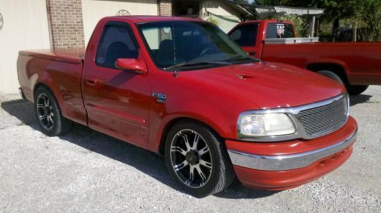 1999 f150 size