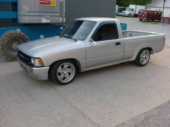 1991 Toyota Pickup 2 800 100102722 Custom Mini Truck