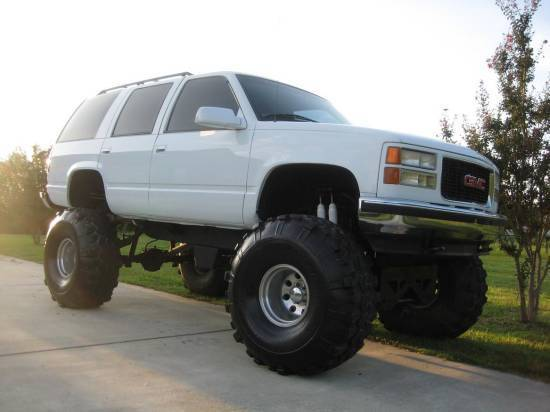 1998 gmc yukon 16 000 possible trade 100140362 custom lifted truck classifieds lifted truck sales mautofied com