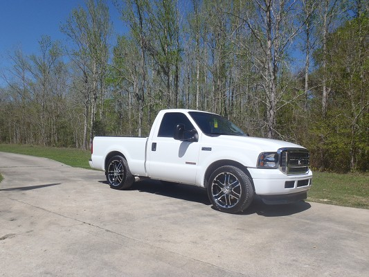 F250 Short Bed For Sale >> 2003 Ford F 250 Single Cab Short Bed 12 000 100473883 Custom