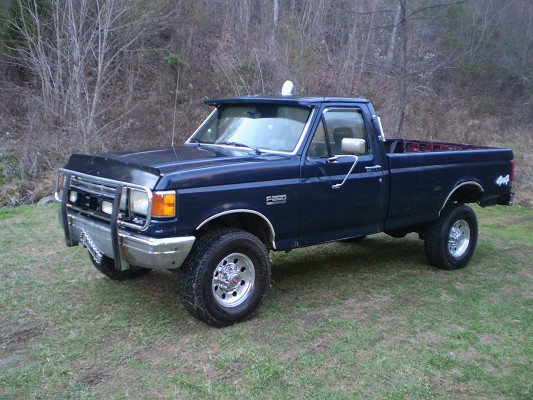 1987 Ford F250 >> 1987 Ford F250 2 000 Firm 100449686 Custom Lifted Truck
