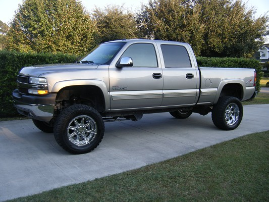 2002 Chevrolet Silverado 2500hd $20,000   100337753 | Custom Lifted Truck  Classifieds | Lifted Truck Sales