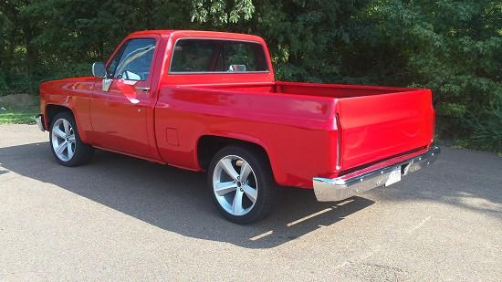 1986 Chevrolet Silverado C10 6 000 Or Best Offer 100416867 Custom Full Size Truck